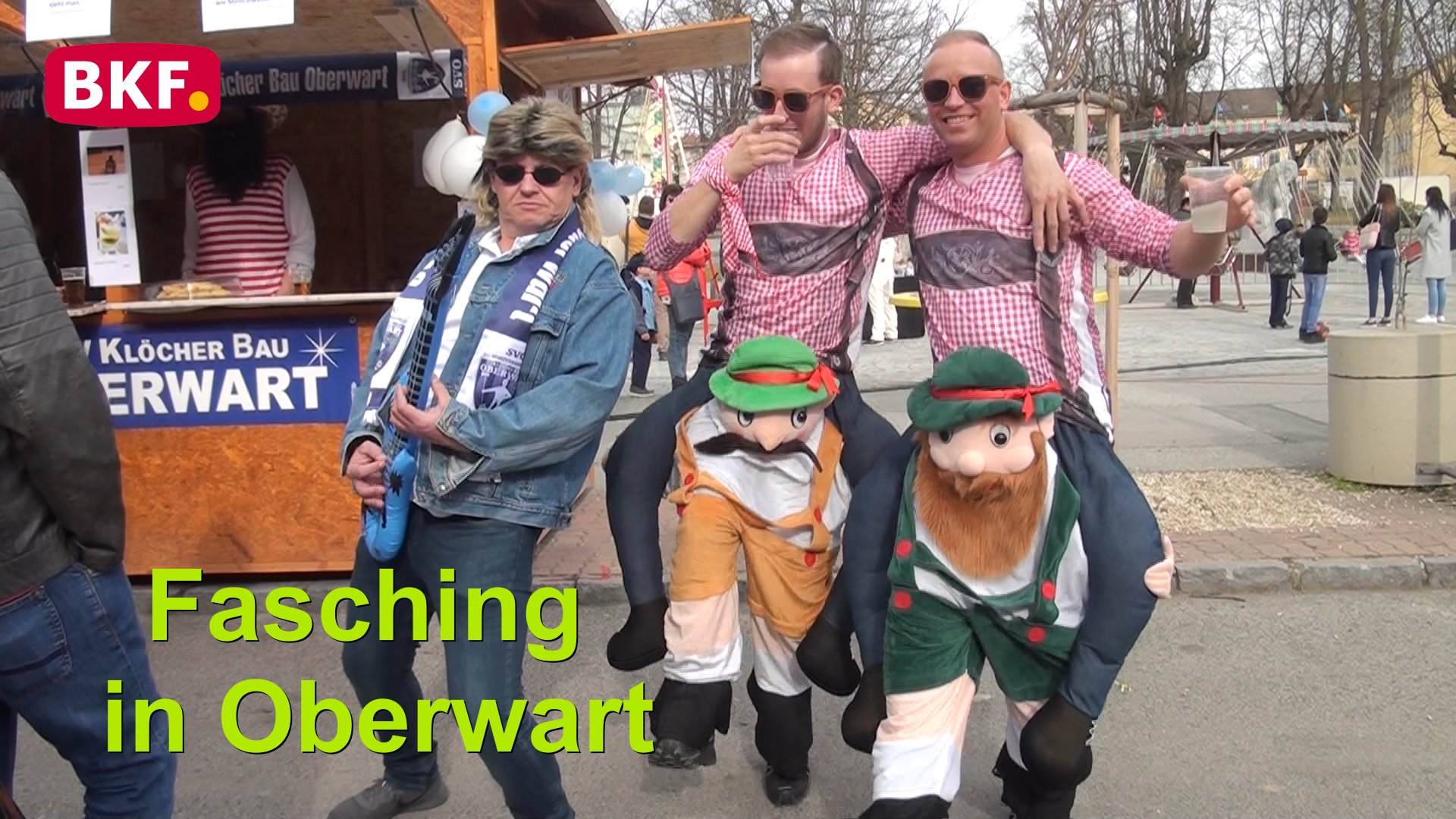 Fasching in Oberwart