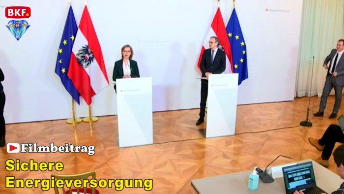 Sichere Energieversorgung für Österreich