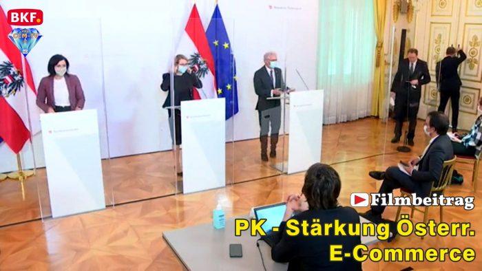 Stärkung des österreichischen E-Commerce