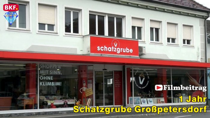 1 Jahr Schatzgrube Großpetersdorf