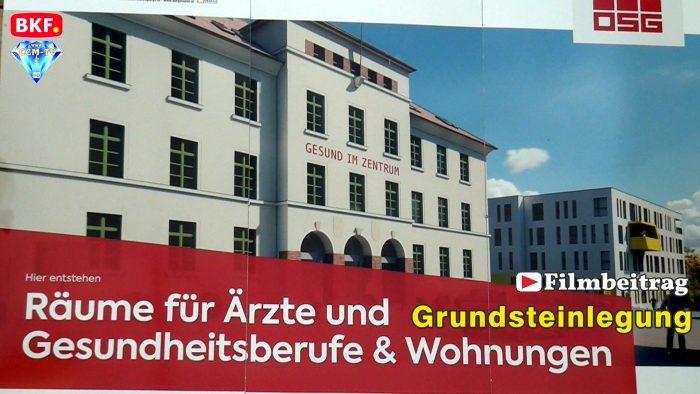 """Grundsteinlegung für """"Gesund im Zentrum"""" in Oberwart"""