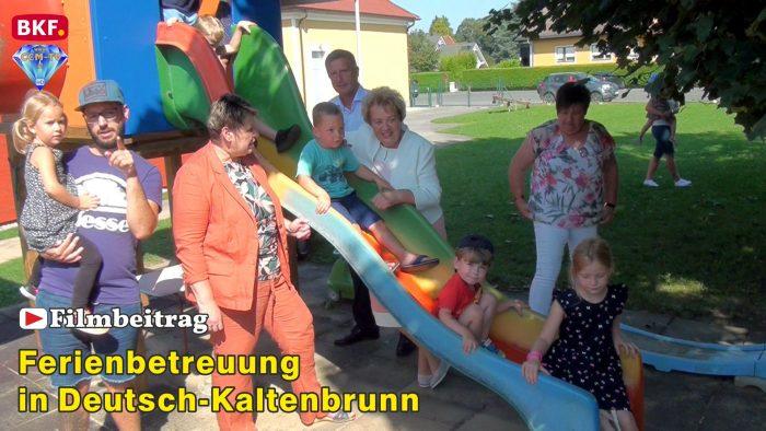 Ferienbetreuung in Deutsch-Kaltenbrunn