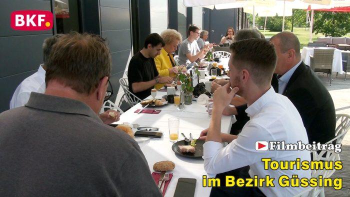 Tourismus im Bezirk Güssing