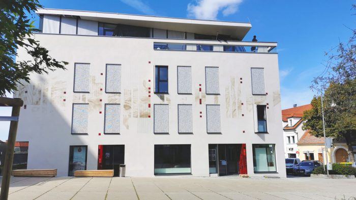 Einladend und offen: Neues Diözesanhaus in Eisenstadt