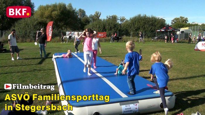 ASVÖ Familiensporttag 2021 in Stegersbach