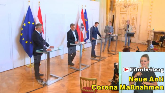 Neue Anti Corona Maßnahmen
