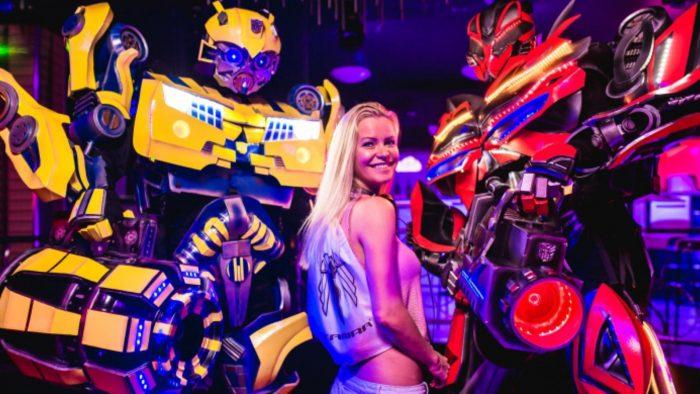 Die Transformers landen am 22. Mai in Parndorf