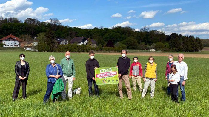 GRÜNE fordern: Keine Betonierung der Gemeindewiese in Unterpullendorf