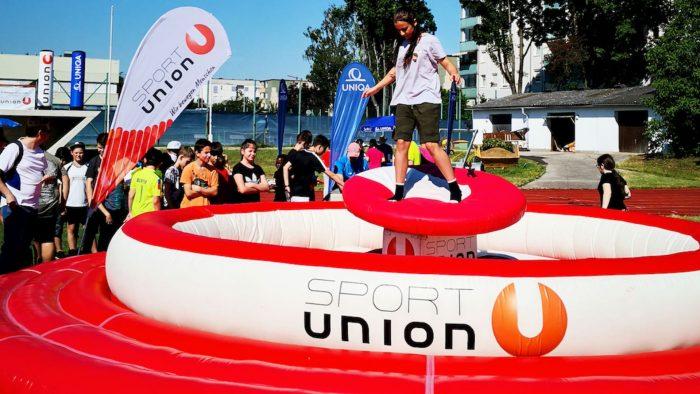 SPORTUNION und UNIQA sorgen mit Trendsportfestival für Action vor den Sommerferien